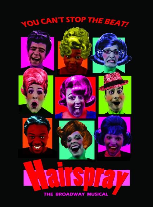 """Hairspray"" poster 2012"