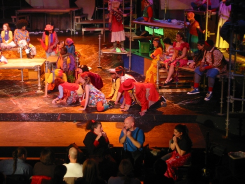 "The HeArd, ""Godspell, 2005"