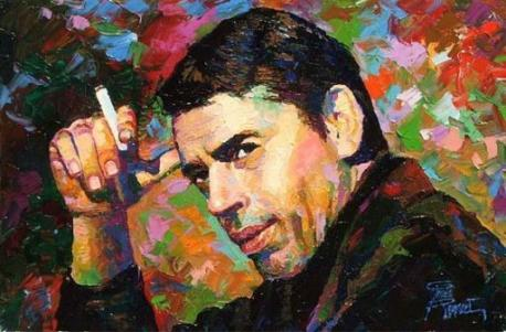 Brel watercolor