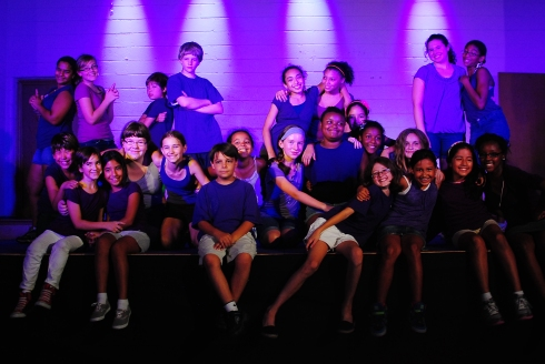 Meet new friends and lMeet new friends and learn teamwork at KLAMOR. Our 2012 kids did! Photo by Christian Flaherty