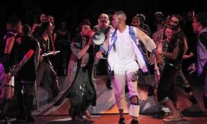 Carlos Cruz in Jesus Christ Superstar, 2003.