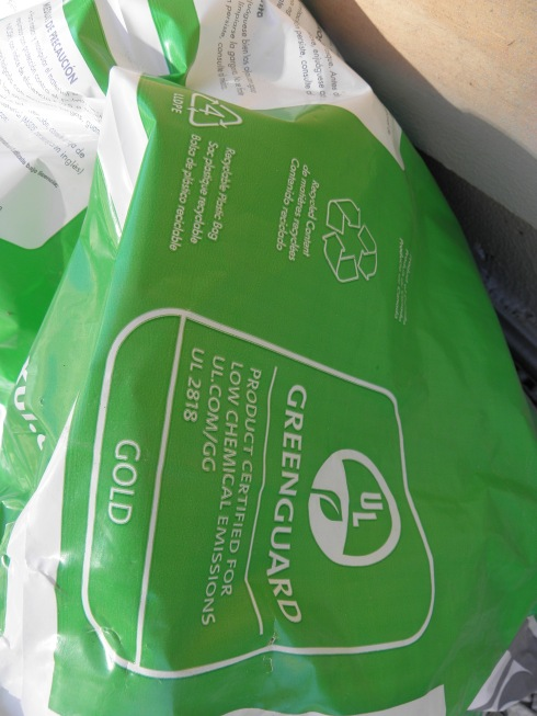 Green is beautiful.