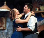 Patrick with Katie Klaus in The Baker's Wife (2002)